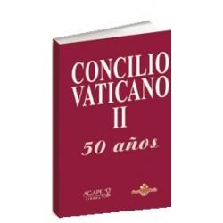 Concilio Vaticano II. 50 años