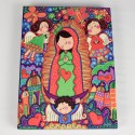 Cuadro Porfis Virgen de Guadalupe 4