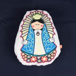 Almohadon chico de Virgen maria 1