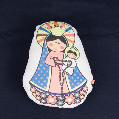 Almohadon chico de Virgen maria 3