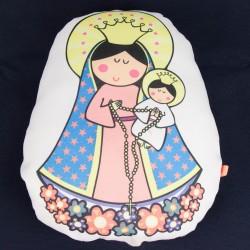 Almohadon mediano de Virgen maria 1