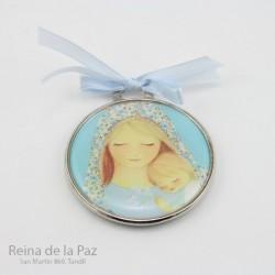 Cunero Virgen con Niño 1