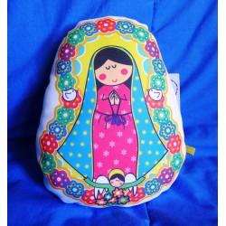 Almohadon chico de Virgen maria 2