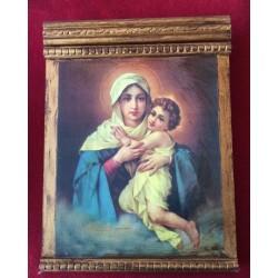 Cuadro Virgen de Schoenstatt