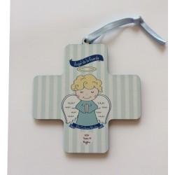 Cruz Angelito celeste, Salve Regina