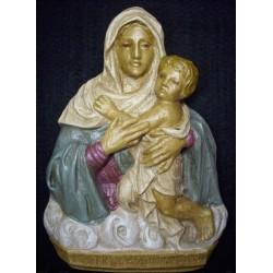 Virgen de Schoenstatt Chica sin Marco
