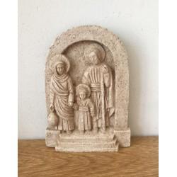 Sagrada Familia. Taller de Belén.