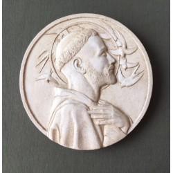 Medallón San Francisco
