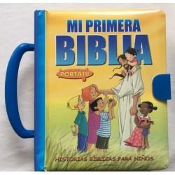 Mi Primera Biblia Portátil.