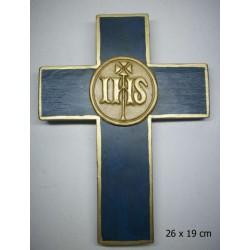 CRUZ JHS azul