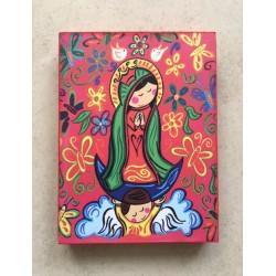 Cuadro Porfis Virgen de Guadalupe 3, chico