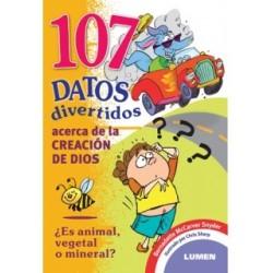 107 Datos divertidos acerca de la creación de Dios, Es animal, vegetal o mineral?