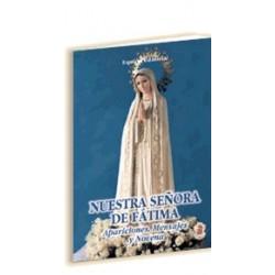 Nuestra Señora de Fátima Apariciones, mensajes y novena