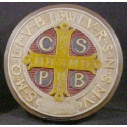 Medallon San Benito 21cm Nº2