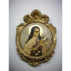 Medallon Santa Teresita 16cm