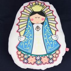 Almohadon mediano de Virgen maria 2