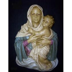 Virgen de Schoenstatt Grande Patinada