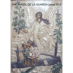 ANGEL DE LA GUARDA DE PARED
