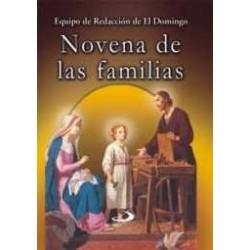 NOVENA DE LAS FAMILIAS