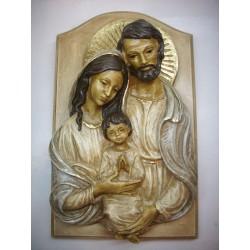 Sagrada Familia Busto Nº15 con Marco