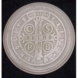 Medalla de San Benito 17cm