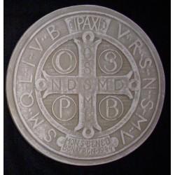 Medalla de San Benito 21cm