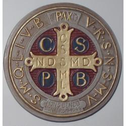Medallon San Benito 21cm N°3